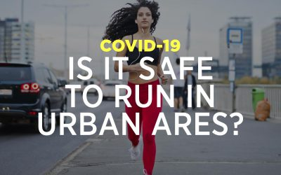 COVID-19 :: Is It Safe To Run In Urban Areas?